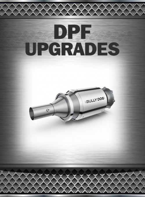 2008-2010 Super Duty 6.4L DPF Upgrades