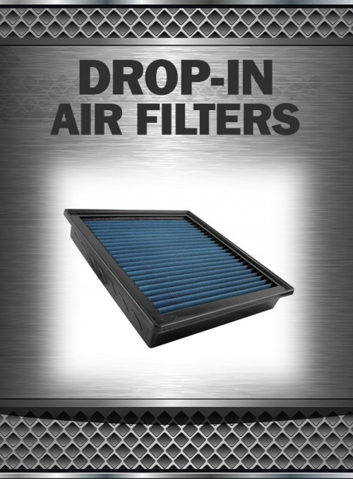 2001-2010 GM 8.1L Workhorse Drop-In Filters