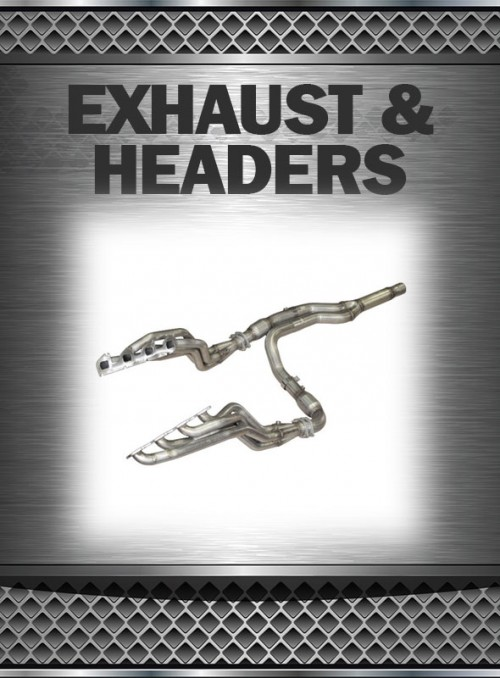 1997-2015 FORD 6.8L RV Class A Exhaust & Headers