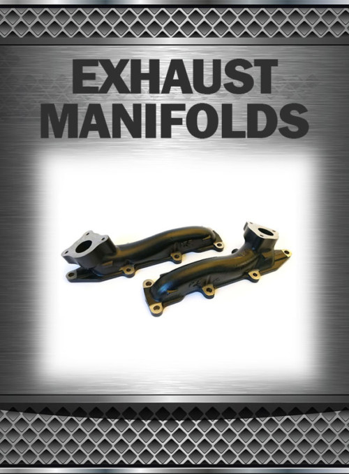 2011-2014 F150 3.5L EcoBoost Exhaust Manifolds