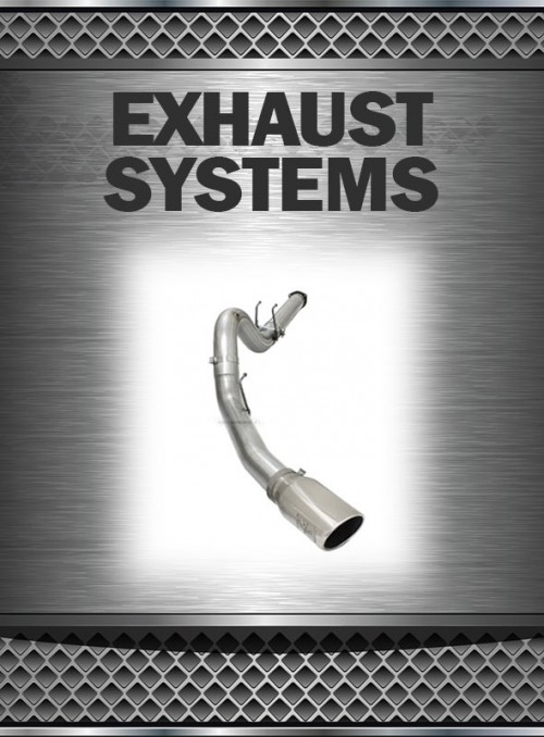 2013-2017 Focus ST 2.0L EB Exhaust