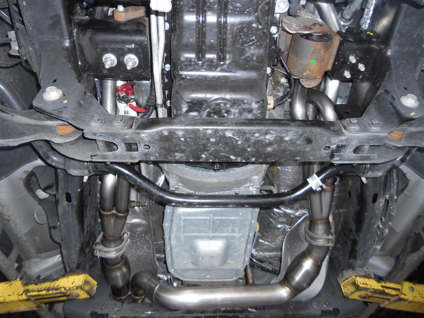 """2011-2014 F150 5.0L ARH 1-7/8"""" Long Tube Headers w/ Catted ..."""