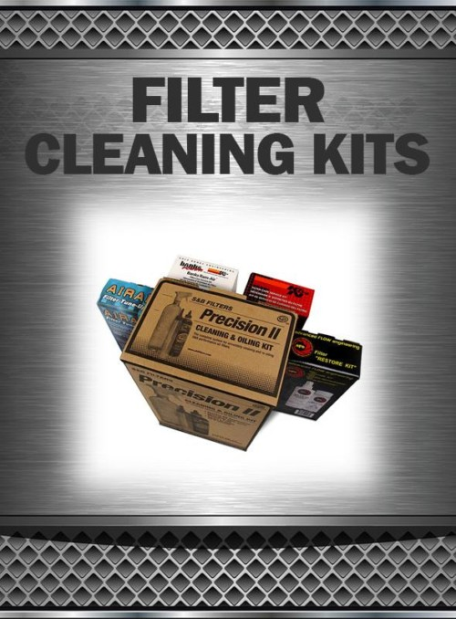 2015-2017 Mustang 5.0L Filter Cleaning Kits