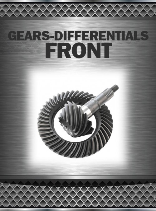 2017+ Super Duty 6.2L Gears & Differential Front