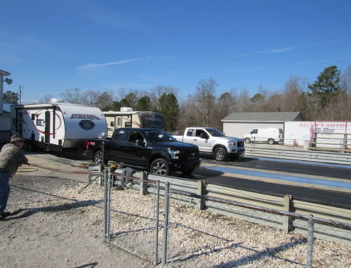 5 Star Tuning Track Tested by Trailer Life Magazine ! Tuned VS Stock