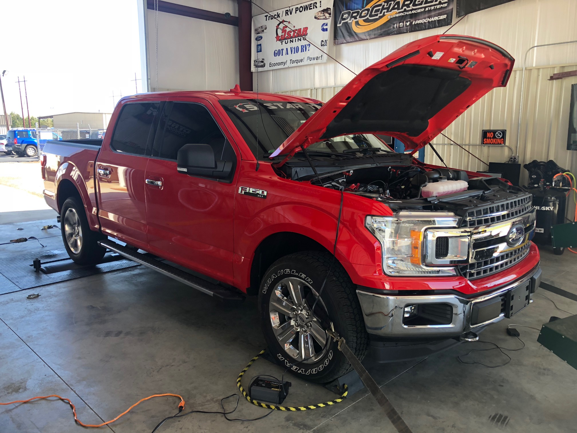 Got a 2018-2019 F150 V8 5 0L? - 5 Star Tuning