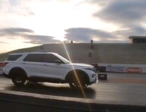 Could This Tuned 2020 Ford Explorer ST Be the Fastest Explorer in the World?