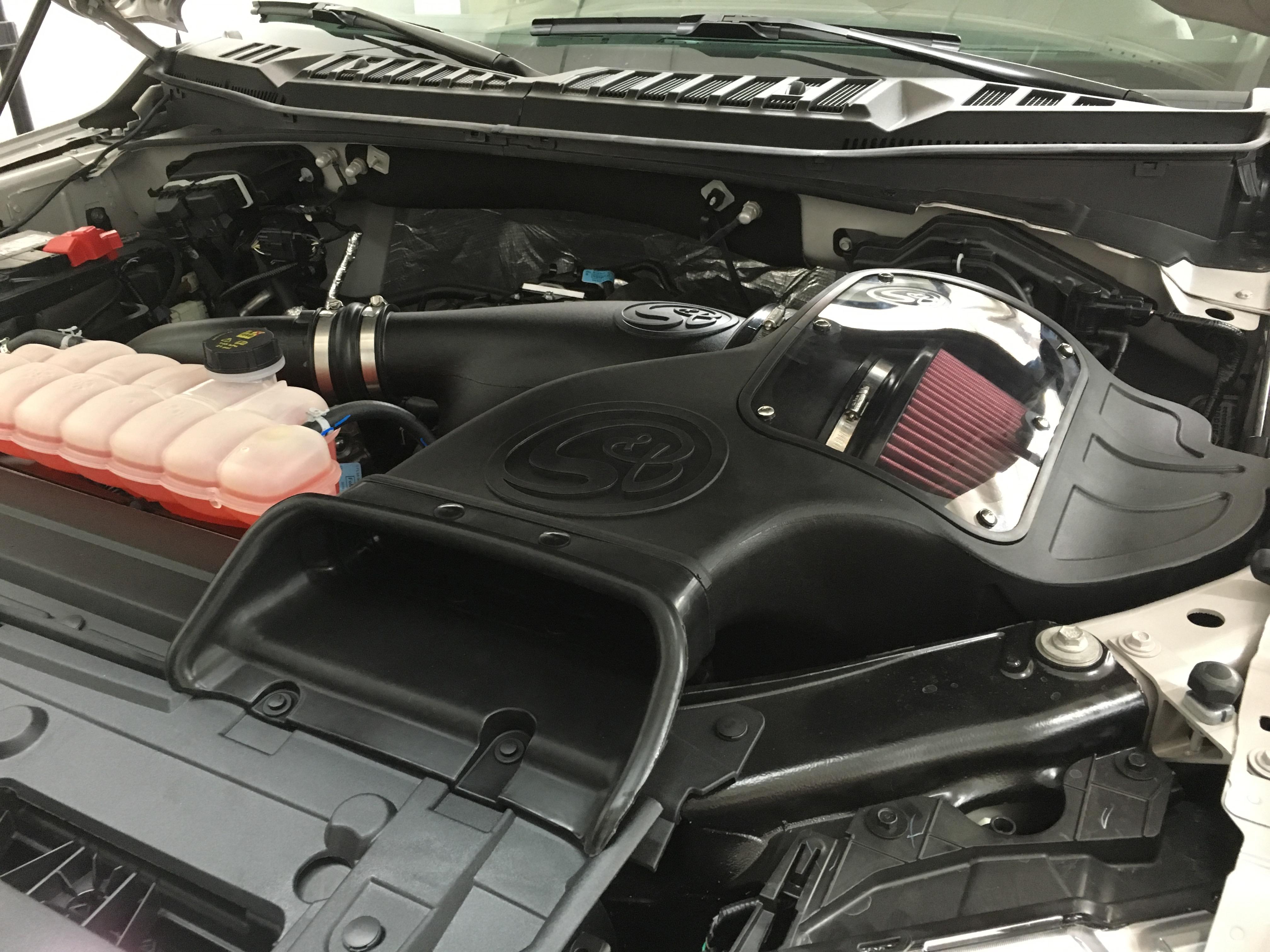 2015 2017 F150 2 7l 3 5l Ecoboost Raptor S B Cold Air Intake Kit