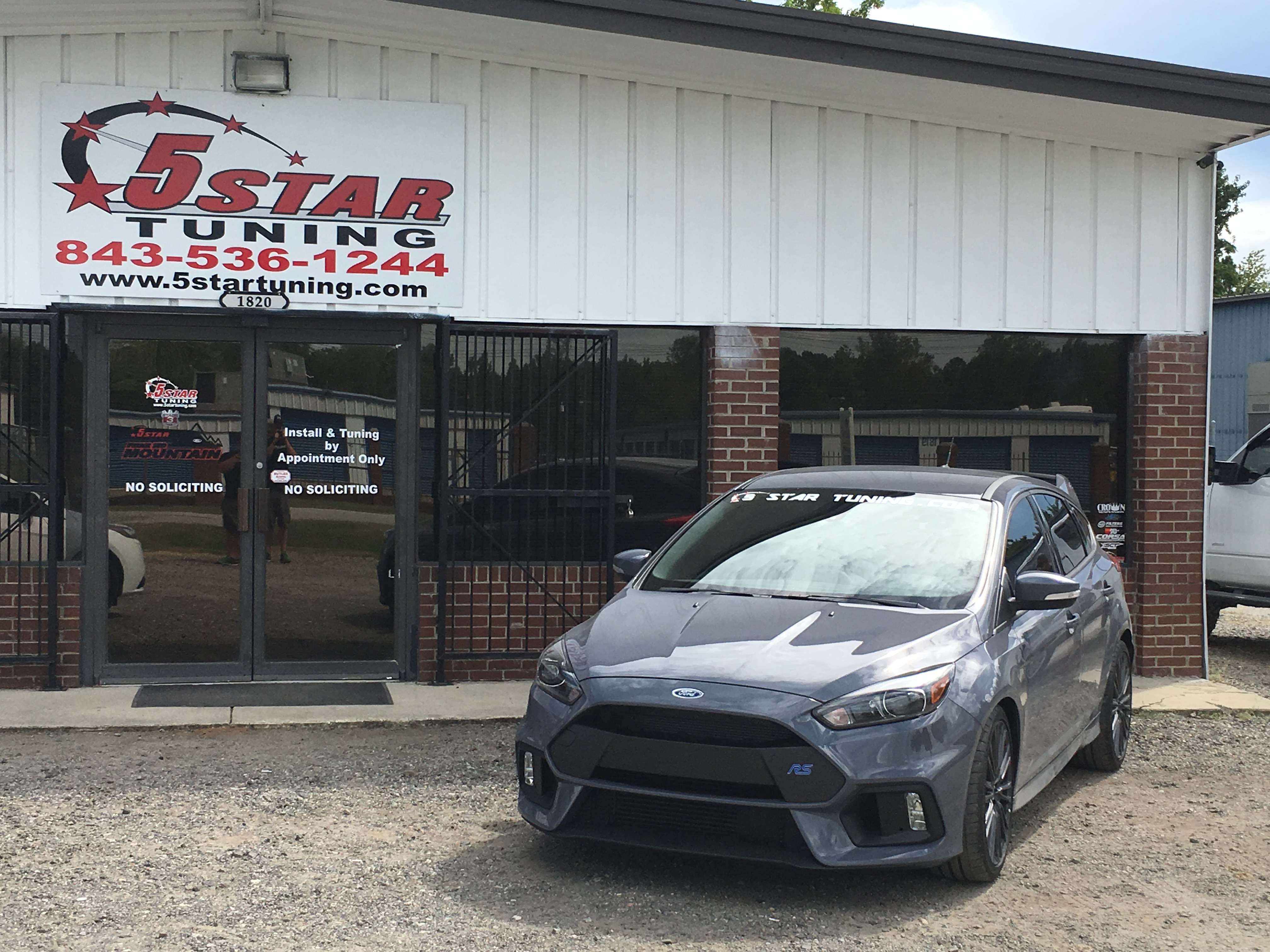 Got A 2016-2018 Focus RS 2 3L EB? - 5 Star Tuning
