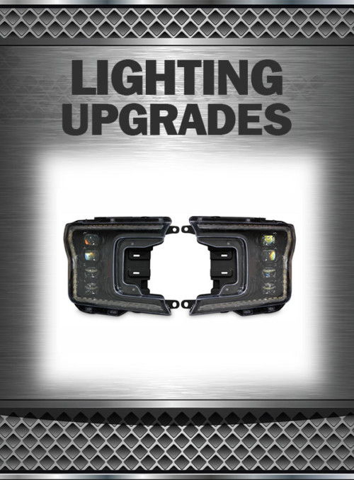 Can-Am Lighting Upgrades