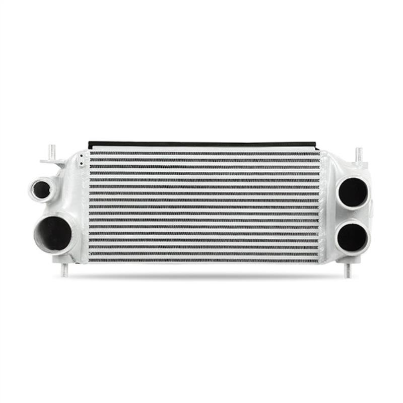 Mishimoto MMINT-F35T-15KBSL Ford F-150 3.5L EcoBoost Kit Silver Intercooler and Black Pipes 2015-2016