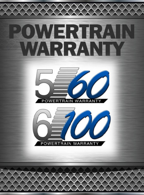 2018+ F150 5.0L V8 Powertrain Warranty