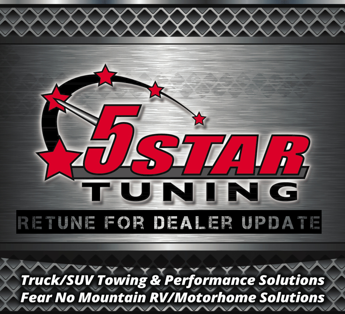Retune For Dealer Strategy Code Update For SCT/Bully Dog Devices