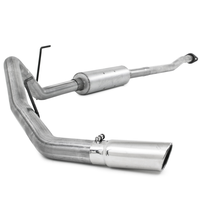 Exhaust System Single Side Exit S5210al  : 2010 F150 Exhaust Kit At Woreks.co