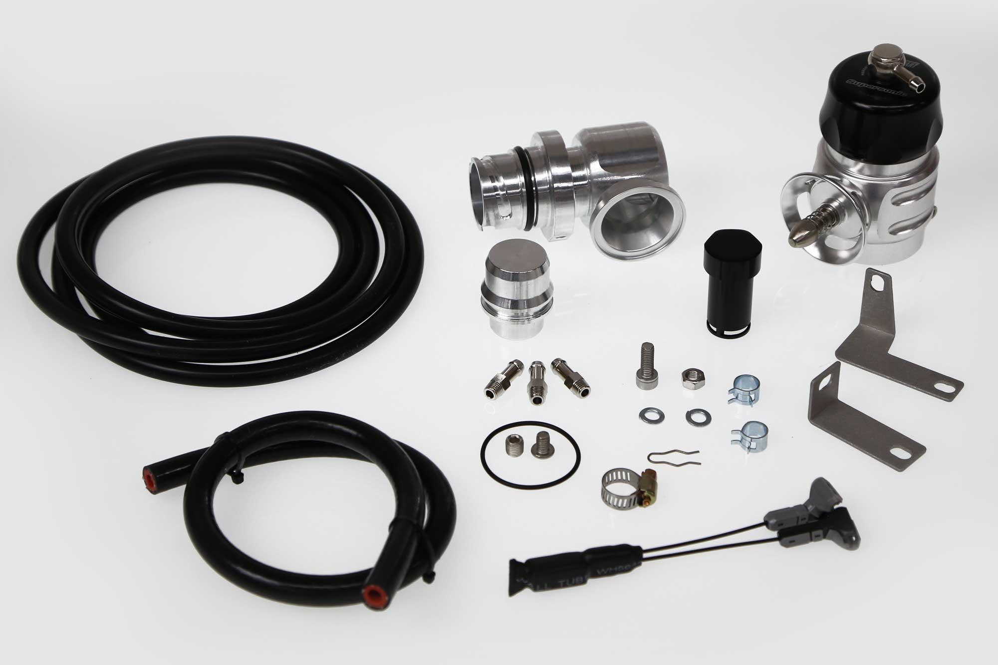 2013-2019 F150 2 7L/3 5L & Raptor EcoBoost TurboSmart SP Supersonic BOV Kit  TS-0215-1371