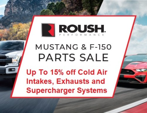 Roush July 4th Sale!