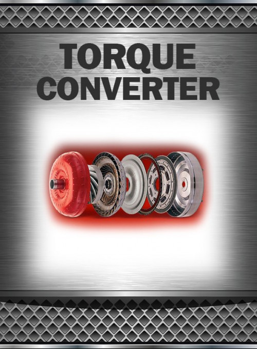 1997-2015 FORD 6.8L RV Class A Torque Converters