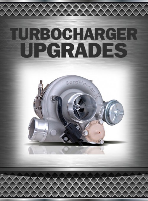 Can-Am Turbo Upgrades