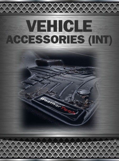 2018+ Jeep JL Vehicle Accessories (Int)
