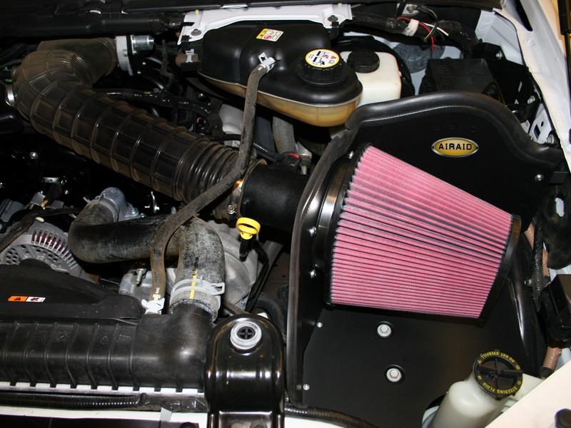 AIRAID Engine Cold Air Intake For Ford F250 Super Duty /& F350 Super Duty 5.4L V8