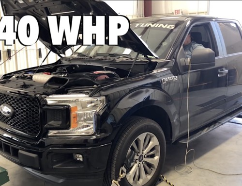Here Is How to Make 540 Wheel Horsepower with a Ford F-150 2.7L Ecoboost V6 with CR Performance Stage 3 turbos!