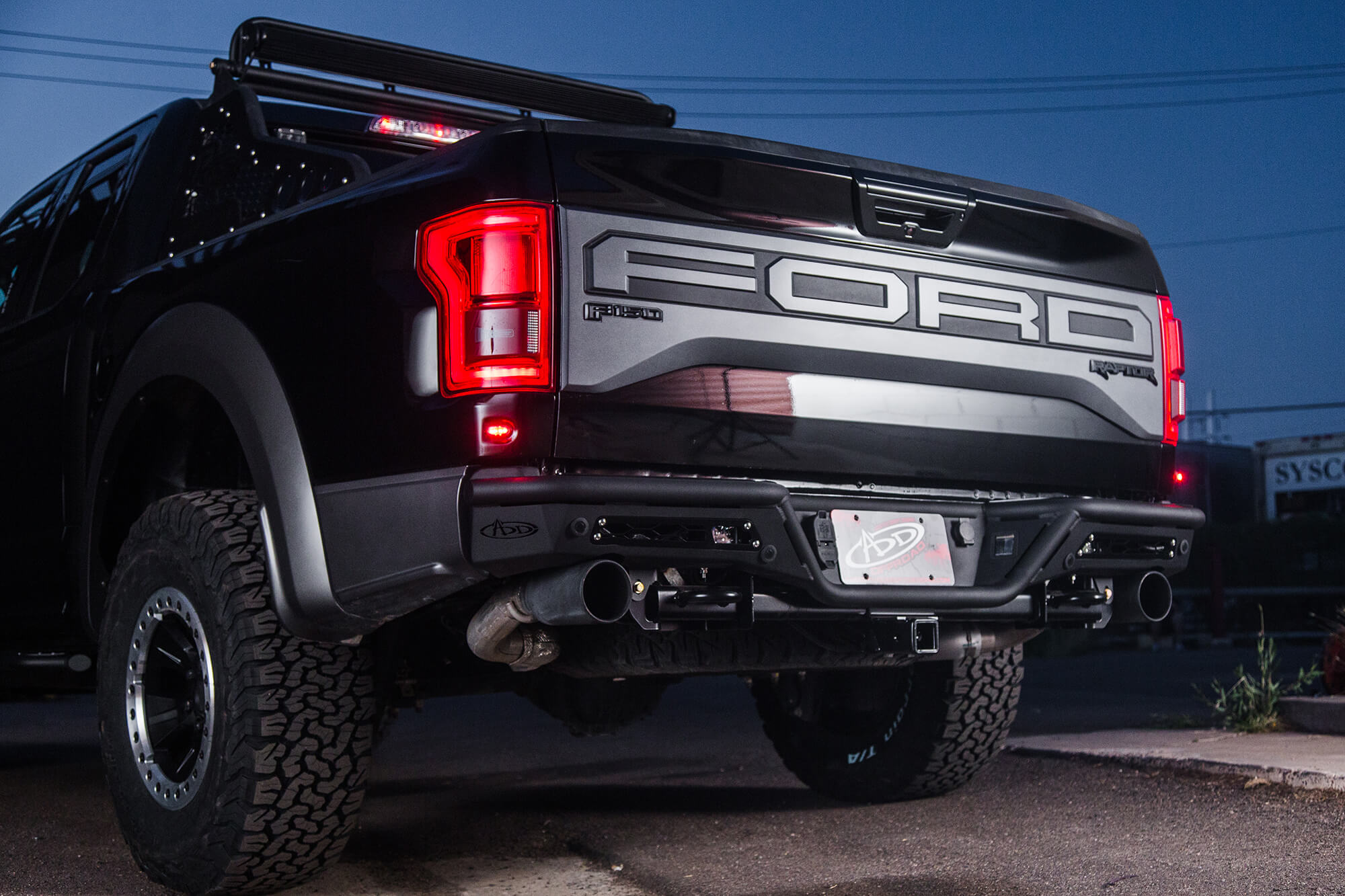 Off Road Bumpers F150 >> 2017 Raptor ADD Stealth R Rear Off-Road Bumper R113401280103 - 5 Star Tuning