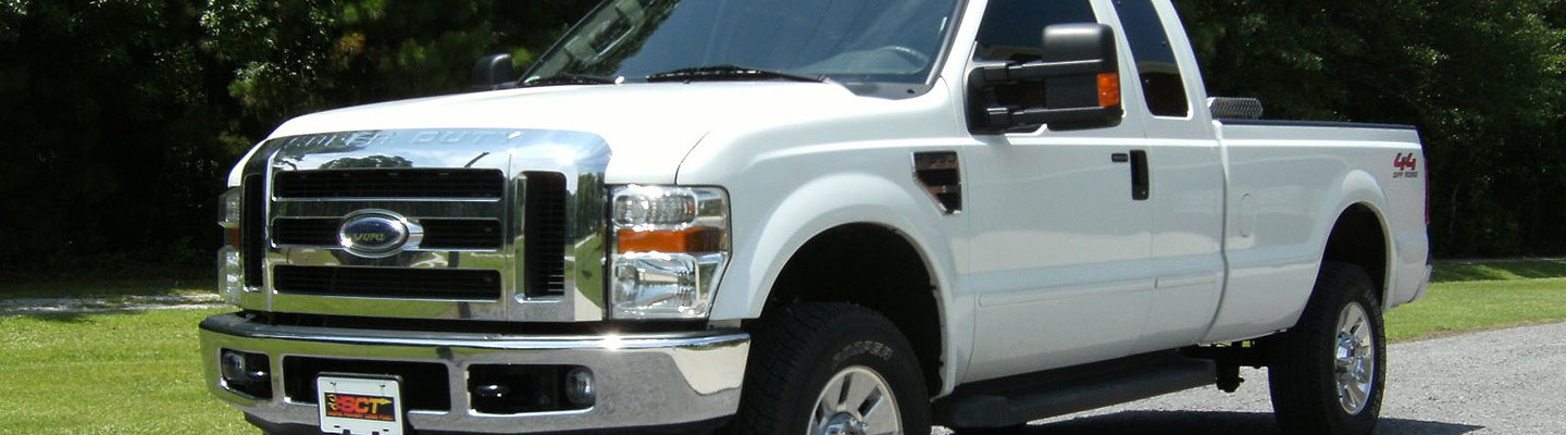 2001 f350 v10 exhaust