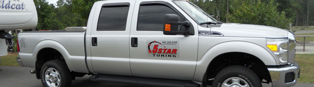 Got a 2011-2016 6 2L V8 Super Duty? - 5 Star Tuning