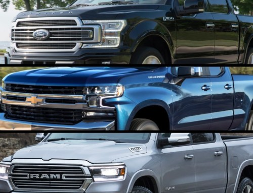 Ford F-Series Is No Longer the Sales Leader! GM and Ram Sales Are Still Going Up in 2020! (Sales Report)