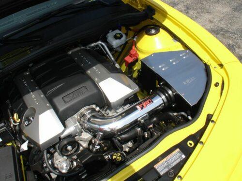 Injen Fits 16-17 Fiesta ST 1.6L Turbo Wrinkle Black Short Ram Intake MR SP9018WB