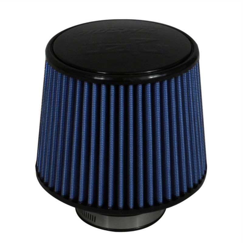 "4/"" Top 5/"" Tall INJEN X-1010 DRY FILTER 2.75/"" INLET Filter 5/"" Base"